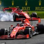 Ferrari are NOT in crisis despite worst result in a decade at the Belgian Grand Prix, says chief Mattia Binotto after Sebastian Vettel and Charles LeClerc finished in 13th and 14th place