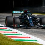 Hamilton & Mercedes Fastest Early In Italy