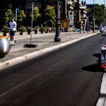 Audi's electrifying tour of Berlin