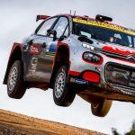 Saturday in Estonia: Mads manages healthy WRC 2 lead