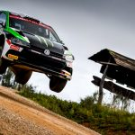 WRC 3 in Estonia: Solberg sets the pace