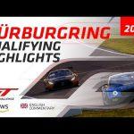 Nürburgring - #GTWorldChEu 2020 - Qualifying Highlights