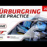 FREE PRACTICE - GTWC - NURBURGRING 2020 - ENGLISH