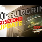 60 SECOND UPDATE! - Nürburgring - #GTWorldChEu 2020
