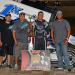 Lampe Nabs First Dodge City Sprint Car Win