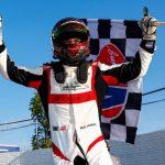 Dickinson Converts Pole Into Road Atlanta GT3 Win