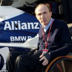 'I am so proud of him': Claire Williams pays tearful tribute to father Sir Frank who leaves Formula One after 50 years following Italian Grand Prix