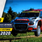 Østberg takes the spoils in WRC 2