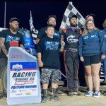 Daum Dazzles in POWRi Lake Ozark Speedway Non-Wing Nationals Finale