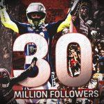 MotoGP™ reaches 30 million fans across social media