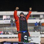 Thompson Earns Pole For Boone Sportmod Finale