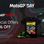 MotoGP™ Day: enjoy offers during 9th and 10th of September!