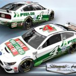 Fields & Hunt Brothers Back Harvick At Richmond