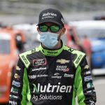 Chastain To Lead Richmond Xfinity Field To Green