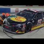 NASCAR RACE HUB'S Radioactive: Who takes the blame after leaders tangle at Darlington?