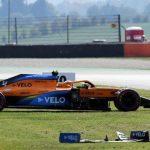 Valtteri Bottas tops Tuscan Grand Prix practice as Lando Norris crashes