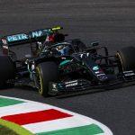 Bottas Paces Practice As F-1 Debuts At Mugello