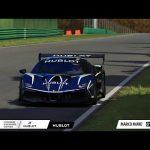 Ferrari Hublot Esports Series - AM Qualifier Imola Circuit Best Lap