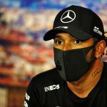 Calm Lewis Hamilton playing the £39million waiting game over new Mercedes contract with just three months left on his deal