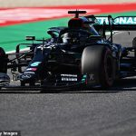 Ineos in £700m bid to buy F1 giants Mercedes with chemicals giant and Britain's richest man Sir Jim Ratcliffe set to take 70 per cent share in team