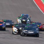 Cooper & Dinan Sprint In Texas Heat