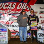 Mario Clouser Goes Back-to-Back in Victories at Lucas Oil Speedway