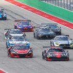 Fuentes & Baptista Take GT World Challenge Spoils