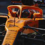 No early Ferrari move for Sainz says Brown