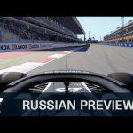 2020 Formula 1 Russian Grand Prixview