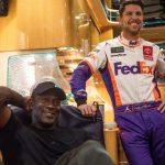 Hamlin & Jordan Start New Cup Team, Wallace To Drive