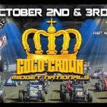 The Gold Crown Midget Nationals Returns to Tri-City Speedway