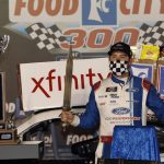 Briscoe Lands Pole For Xfinity Playoff Opener