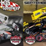 POWRi Lightning Sprint Leagues to Battle at I-35 Speedway