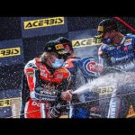 UNFILTERED from the #CatalanWorldSBK Race 2!
