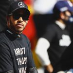 F1 to stop political activism says Hamilton