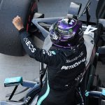 LEW BEAUTY F1 Russian GP qualifying: Hamilton takes yet another pole as he chases Schumacher win record as Vettel crashes out in Q2