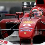 Alonso says Schumacher one step ahead of Hamilton