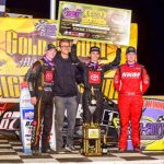 BUDDY KOFOID SWEEPS GOLD CROWN NIGHT ONE