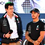 'It could be a spiralling effect': Former F1 champion Nico Rosberg says Lewis Hamilton will think about Mercedes future should Toto Wolff leave which could lead to a 'bad turn of events'