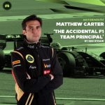 THE ACCIDENTAL F1 TEAM PRINCIPAL - by Edd Straw