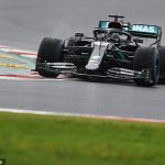 Lewis Hamilton FAILS to set a time as Max Verstappen goes quickest in final practice for the Turkish Grand Prix... but once again session is marred by low grip track and heavy rain