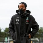'It's a good dependence on each other': Toto Wolff rejects claims Mercedes may be 'cornered' in Lewis Hamilton's contract talks with F1 superstar seeking huge three-year £120m deal