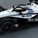 ROKiT Venturi Racing unveils 'striking' black and white livery for Season 7