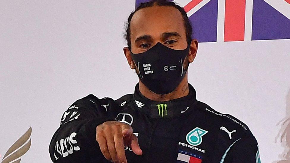 Lewis Hamilton to guest edit BBC Radio 4's Today programme