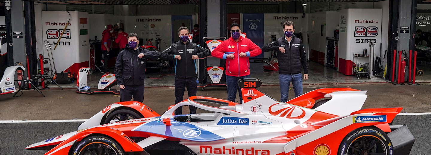 Mahindra Racing becomes first manufacturer to commit to Gen3 era of ABB FIA Formula E World Championship