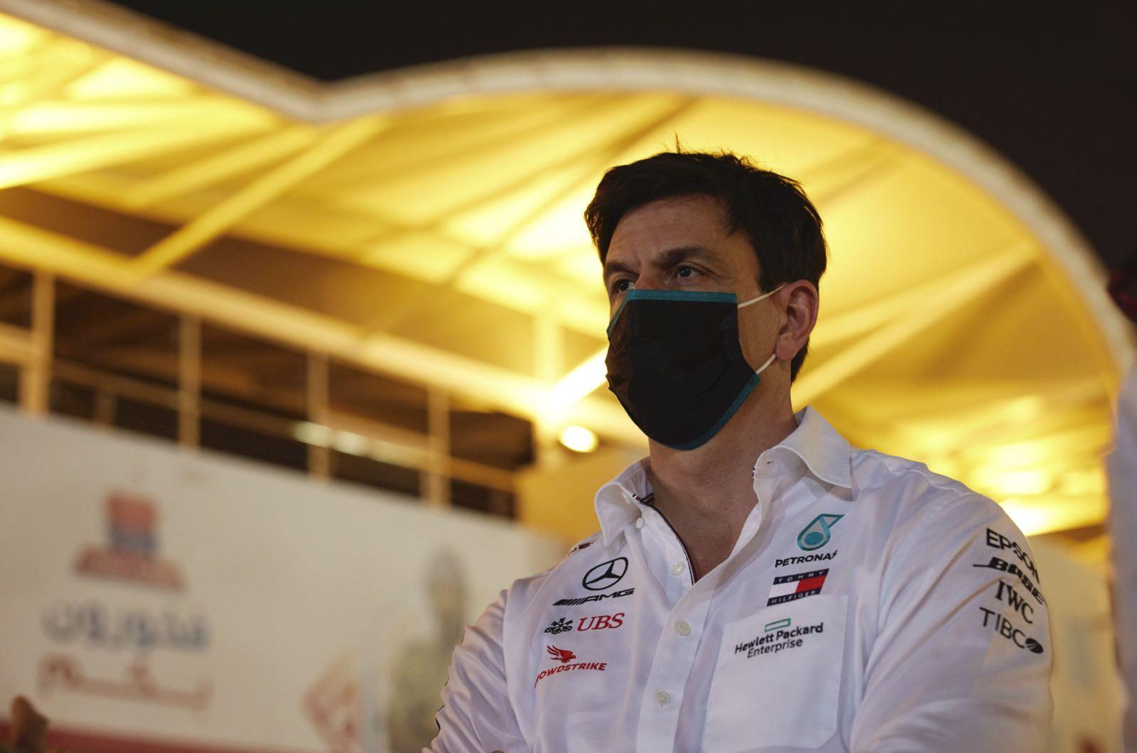 Wolff backs TV replays of horror Grosjean crash