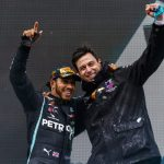 Lewis Hamilton and Mercedes-AMG Petronas F1 Team agree on a new contract for 2021
