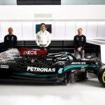 Formula 1 2021: New cars gallery