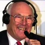 Murray Walker, the voice of Formula One, dies aged 97