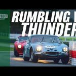 TVR and Cobra in mighty Goodwood battle!